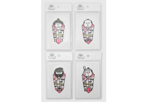 ?Japanese S neon petit bags 5S