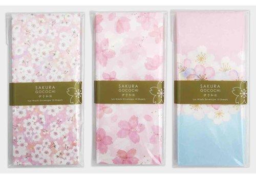 ?Sakura envelope long No. 4 10S