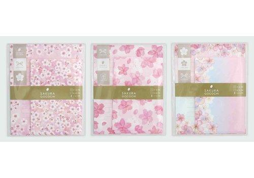 Sakura letter set