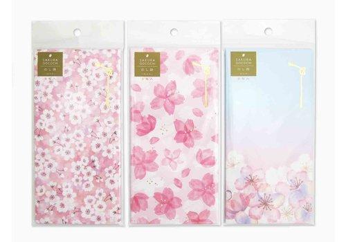 ?Sakura petit money envelopes 3P