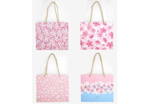 Sakura paper bag L horizontal