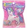 Bathing with mascot: dreaming unicorn