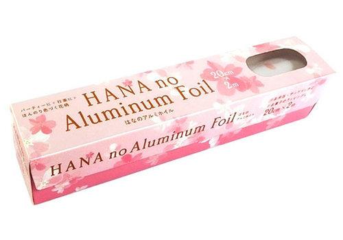 ?Hana no aluminum foil