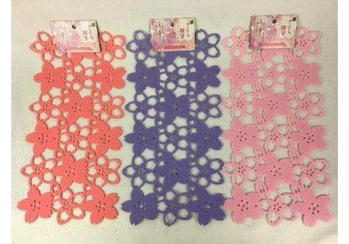 ?20 Felt mat (cherry blossoms in full bloom) S0