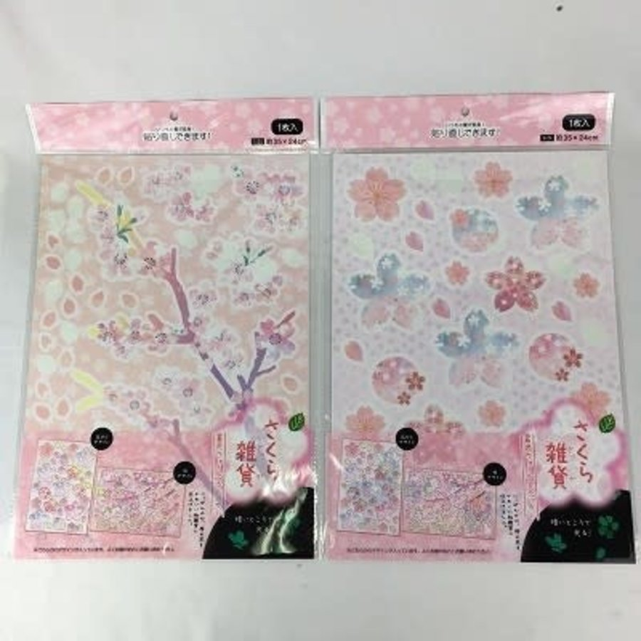 20 Phosphorescent wall stickers (cherry blossom) S0-1