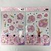 ?20 Wall sticker (sakura bear) S0