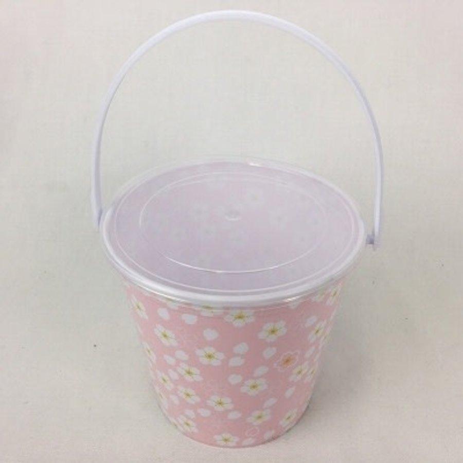 20 Interior plastic bucket (sakura) S0S-1