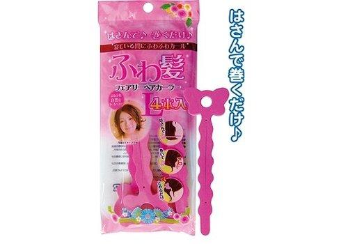 ?Fairy hair soft curler L 4p