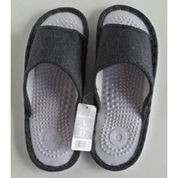 ♪Health sandal L denim style BK