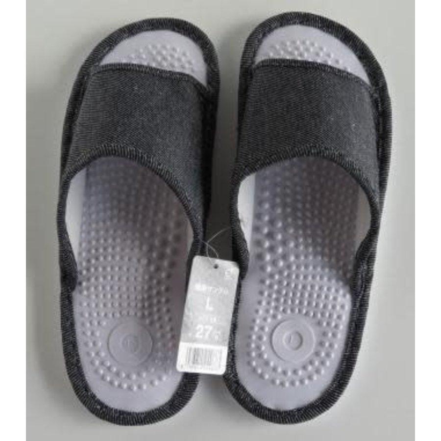 ♪Health sandal L denim style BK-1