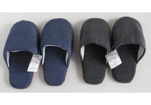 Soft Slipper Kids denim style