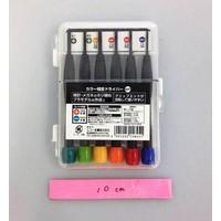 Color precision driver 6p in case