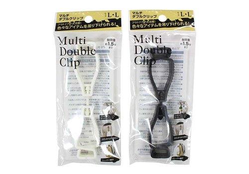 Multi double clip (L / L)