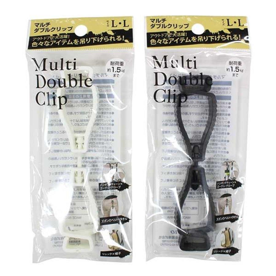 Multi double clip (L / L)-1
