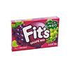FIT'S GRAPE MIX 12PS - Kauwgom met druivensmaak