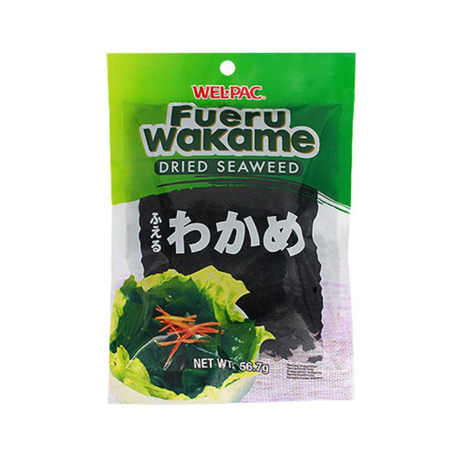 FUERU WAKAME - Gedroogde wakame zeewier-1