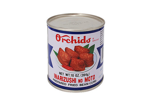 INARIZUSHI NO MOTO - Gefrituurde tofu velletjes voor inari sushi