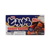 thumb-TOROKERU CURRY KARAKUCHI 200GH-1