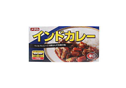 MEDAL INDO CURRY (HOT) 180G