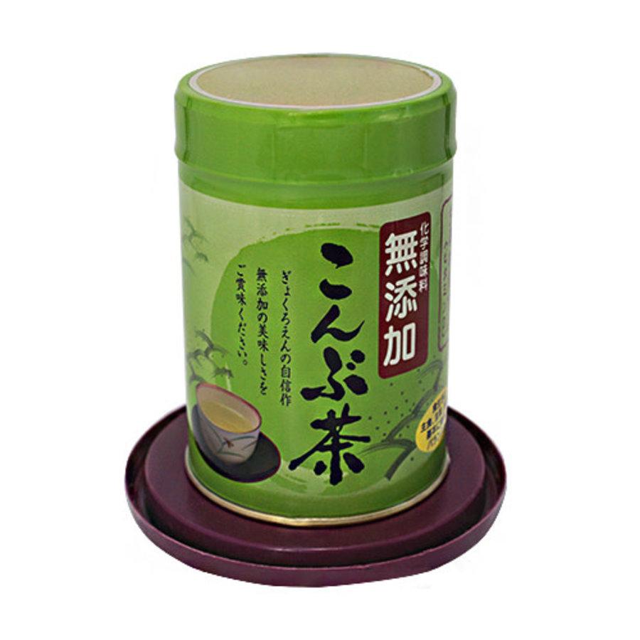 MUTENKA KONBUCHA - Gedroogde Japanse kelp theepoeder 108 gr-1