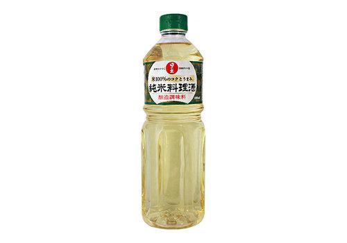 JYUNMAI RYORISHU - Japanse kooksake 1L ALC:11.5-12.4%