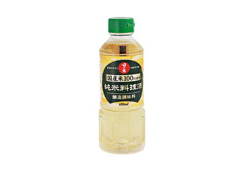 HINODE KOKUSAN JUNMAI RYORISHU - Japanse kooksake 400 ml ALC:11.5-12.4%