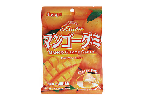 Mango Gumi (Gummy Candy Mango)