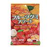 KASUGAI FRUIT GUMMY ASSORT - Gummie snoepjes met fruitsmaak 102 gr