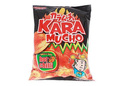 KOIKEYA KARAMUCHO FLAT - Hete chili chips