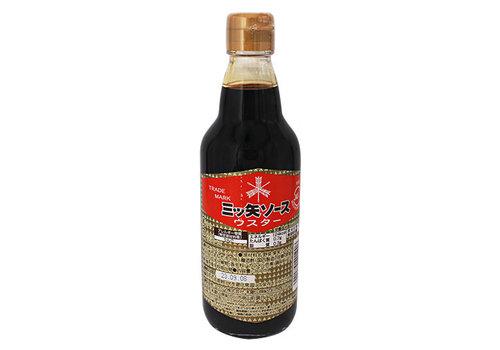 MITSUYA Worcester saus 360 ml