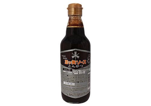 MITSUYA TONKATSU SAUCE - Gefrituurde varkensschnitzel saus 360 ml