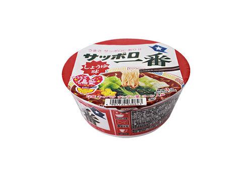 Sapporo Ichiban Shoyu Donburi (Shoyu Ramen Cup Noodles)