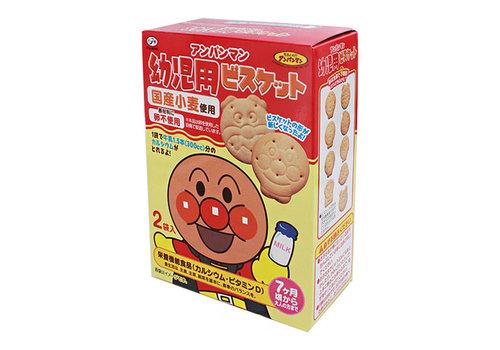 ANPANMAN YOUJIYOU BISCUIT - Biscuitjes voor kleine kinderen 84 gr