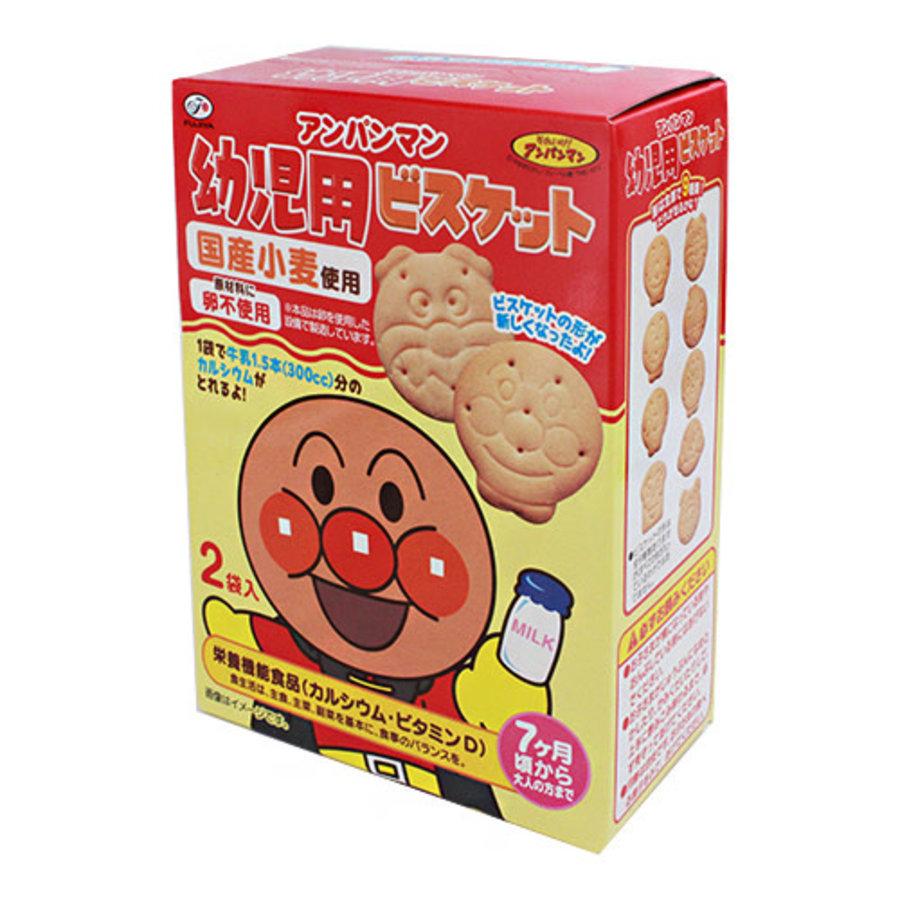 ANPANMAN YOUJIYOU BISCUIT - Biscuitjes voor kleine kinderen 84 gr-1