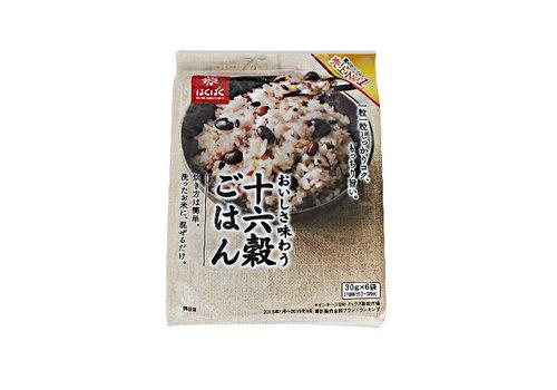 JUROKOKU GOHAN - 16 granenmix rijst 180 gr