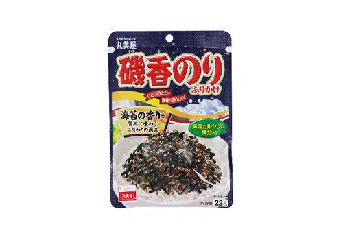 ISOKA NORI FURIKAKE - Rijst strooikruiden met nori zeewier 22 gr