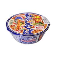 New Touch Yokohama Moyashi Soba (Yokohama-Style Soy Sauce Ramen Cup Noodles)