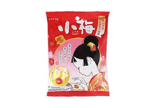 KOUME BAG - Snoepjes met Japanse pruimsmaak 68 gr