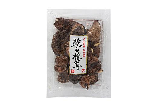 KANSHII SHIITAKE - Gedroogde paddenstoelen 50 gr