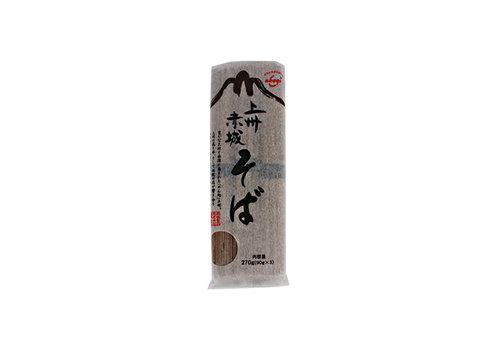 AKAGI JOSHU SOBA - Japanse boekwijtnoedels 270 gr