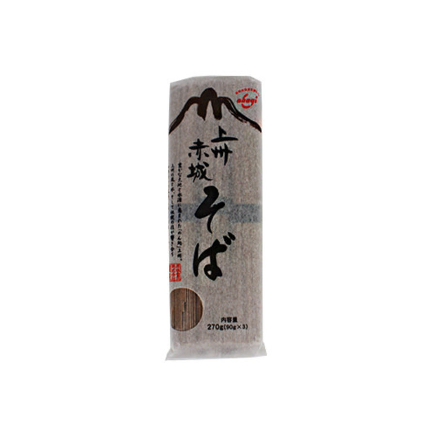 AKAGI JOSHU SOBA - Japanse boekwijtnoedels 270 gr-1