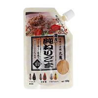 KUKI JUN NERIGOMA SHIRO - Witte sesampasta 120 gr