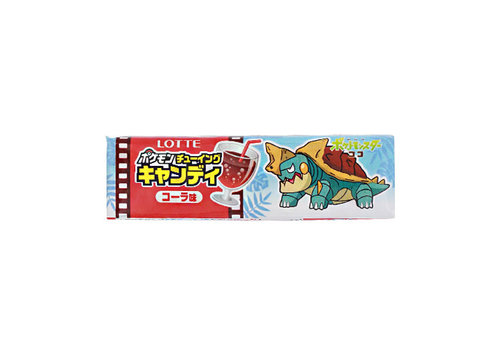 POKEMON CHEWING CANDY COLA AJI - Kauwsnoepjes met colasmaak