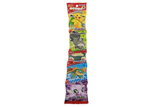 POKEMON RAMUNE 5P - Japanse frisdranksmaak snoepjes