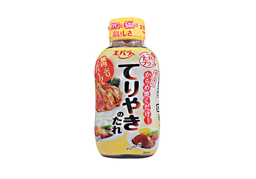 EBARA TERIYAKI NO TARE - Japanse marinade en glaceer saus 235 gr