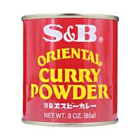 S&B Oriental curry poeder 85 gr