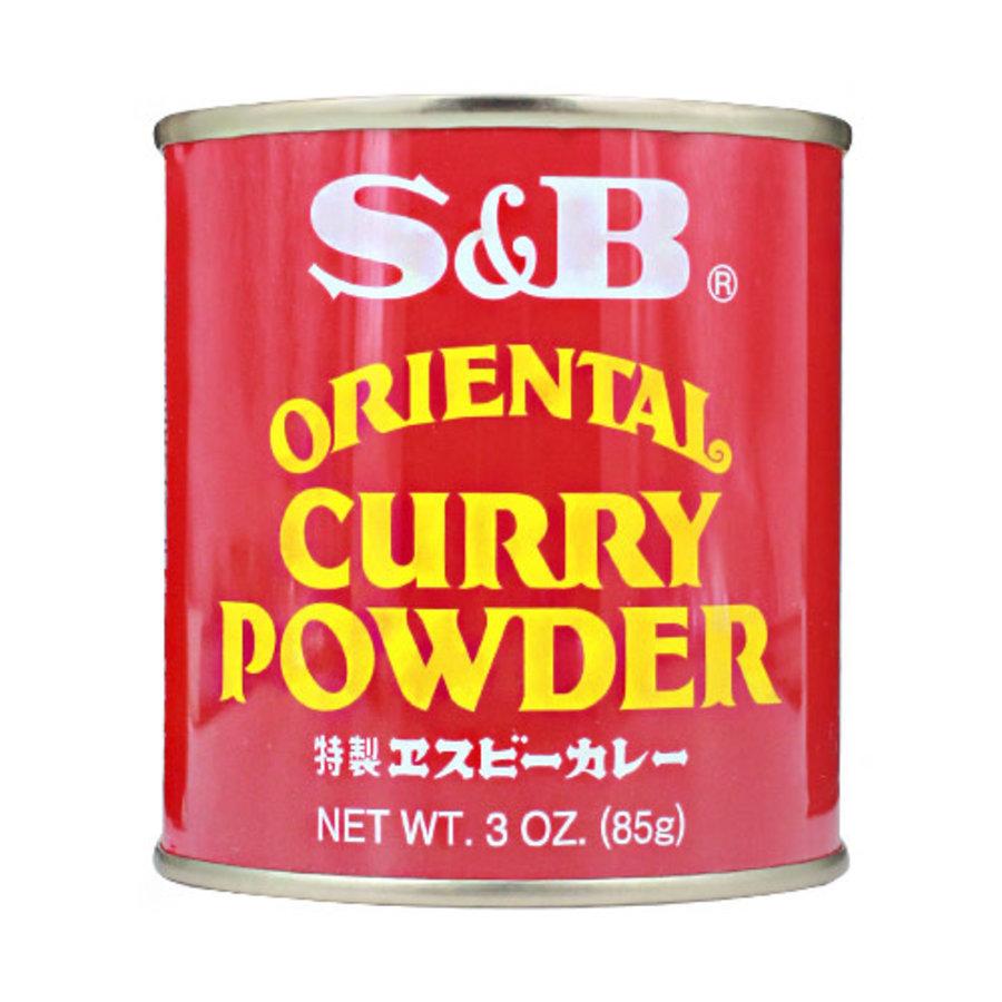 S&B Oriental curry poeder 85 gr-1