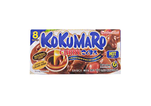 KOKUMARO CURRY KARAKUCHI - Basis voor Japanse curry - heet