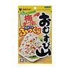 MIZKAN OMUSUBIYAMA UME KATSUO - Furikake rijst strooikruiden met pruim en bonito 31 gr