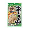 MIZKAN OMUSUBIYAMA GOMA KOMBU - Furikake rijst strooikruiden met sesam en kombu 31 gr